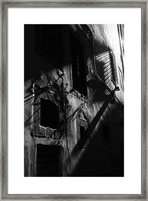 Florence Moods, 7884, Vi/2014 Framed Print by Michaela Sieberova