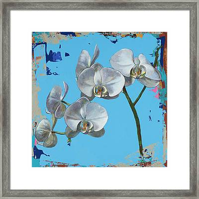 Flowers #15 Framed Print by David Palmer