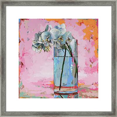 Flowers #17 Framed Print by David Palmer