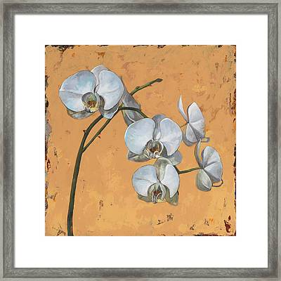 Flowers #8 Framed Print by David Palmer