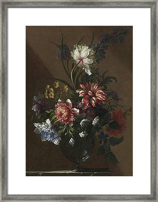 Flowers Framed Print by Celestial Images