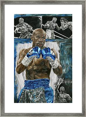 Floyd At His Finest Framed Print by David Courson