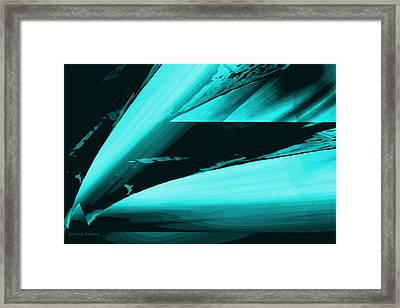 Flying High Framed Print by Gerlinde Keating - Galleria GK Keating Associates Inc