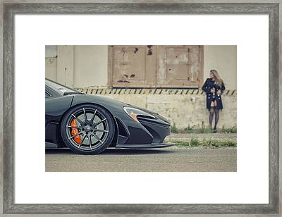 Follow Your Nose Framed Print by ItzKirb Photography