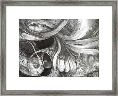 Fomorii Pod Framed Print by Otto Rapp