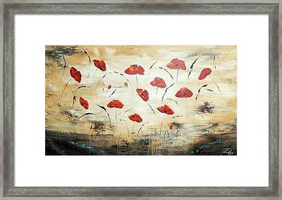 For You Framed Print by Ilonka Walter