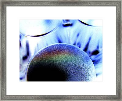 Forbidden Planet Framed Print by Roberto Alamino