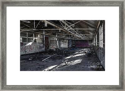 Forbidden Room Framed Print by Svetlana Sewell