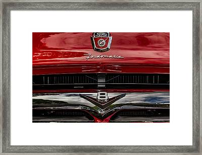 Fordomatic Framed Print by Marnie Patchett