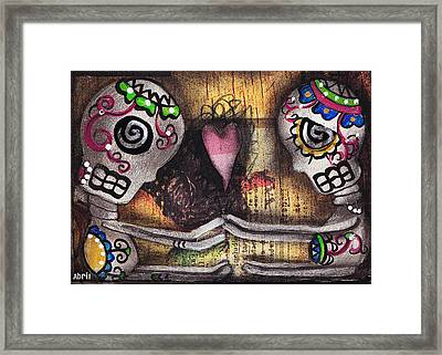 Forever Framed Print by  Abril Andrade Griffith