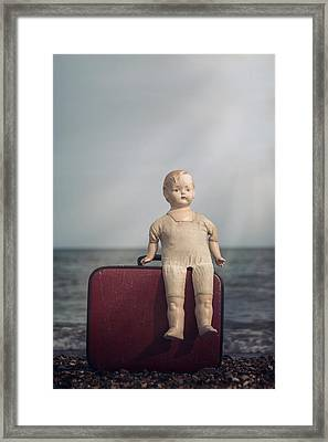 Forgotten Childhood Framed Print by Joana Kruse