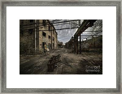 Forgotten Place Framed Print by Svetlana Sewell
