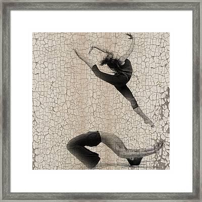 Forgotten Romance 5 Framed Print by Naxart Studio