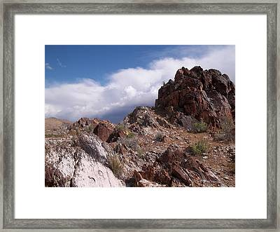 Formations Framed Print by Glenn McCarthy Art and Photography