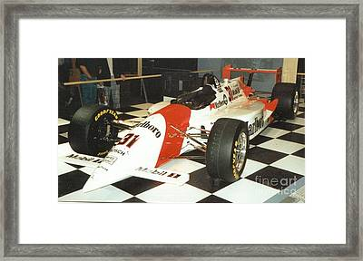 Formula Framed Print by Frederick Holiday