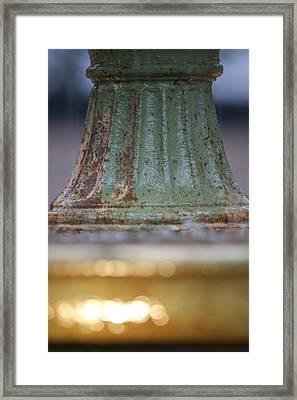 Fountain II  Framed Print by Dustin K Ryan