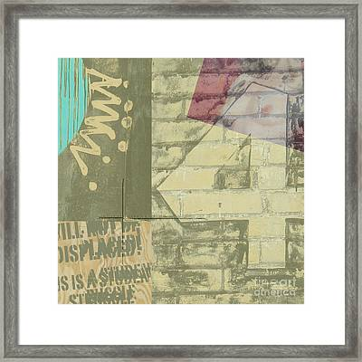 Four Framed Print by Gary Everson