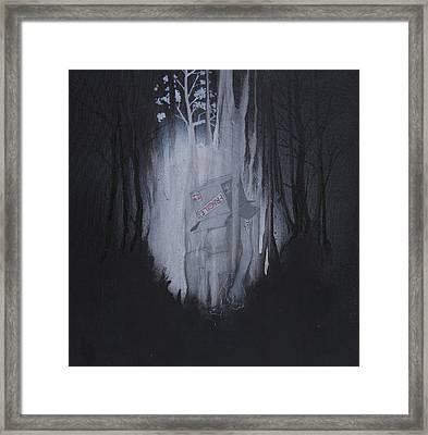 Fragile Framed Print by Konrad Geel