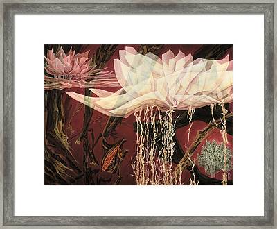 Fragility Framed Print by Charles Cater