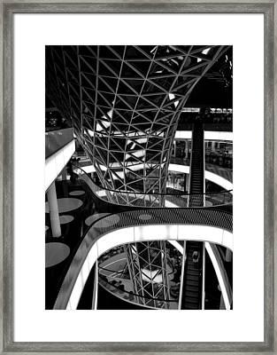 Frankfurt Germany Framed Print by Meike Solomon