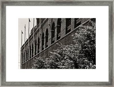 Franklin Field Framed Print by Tom Gari Gallery-Three-Photography