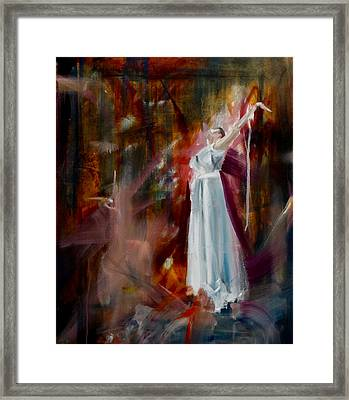 Free Framed Print by Pearse Gilmore