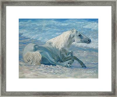 Free Spirit Framed Print by Danielle  Perry