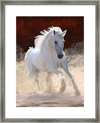 Free Spirit Framed Print by James Shepherd