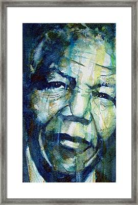 Freedom Framed Print by Paul Lovering