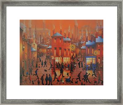 Sintons Liverpool Framed Print by Joe Gilronan