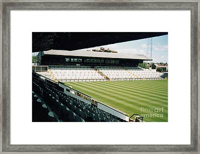Fulham - Craven Cottage - North Stand Hammersmith End 2 - August 1998 Framed Print by Legendary Football Grounds