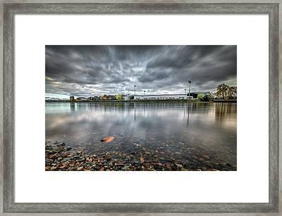 Fulham Football Club Framed Print by Colin Evans