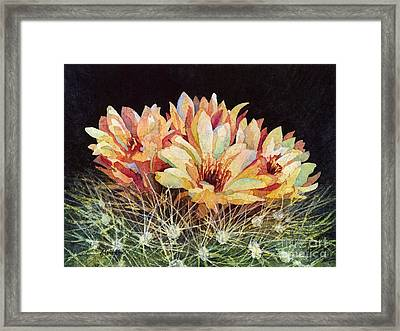 Full Bloom Framed Print by Hailey E Herrera