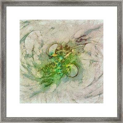 Gageite Form  Id 16102-185729-08030 Framed Print by S Lurk