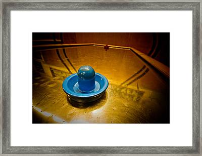 Game On Framed Print by Jerry Hazard