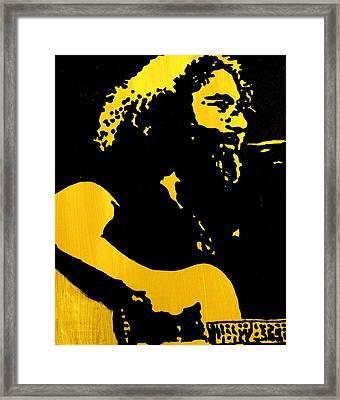 Garcia Framed Print by Gayland Morris