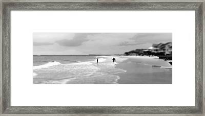 Garden City Beach I Framed Print by Ivo Kerssemakers