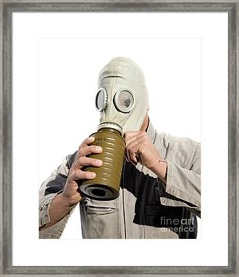 Gas Gasp Framed Print by Jorgo Photography - Wall Art Gallery