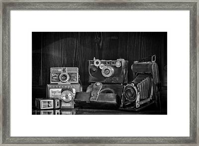 Gathering Dust I Framed Print by Heather Applegate