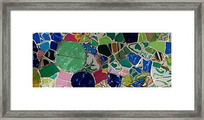 Gaudi Framed Print by Peter Verdnik