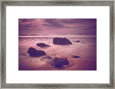 Gave Me Everything You Had Framed Print by Laurie Search