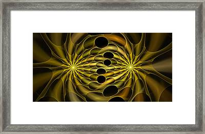 Gene Drive Framed Print by Doug Morgan
