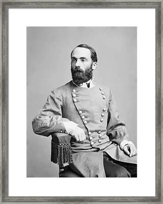 General Joseph Wheeler Framed Print by War Is Hell Store