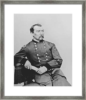 General Phil Sheridan Framed Print by War Is Hell Store
