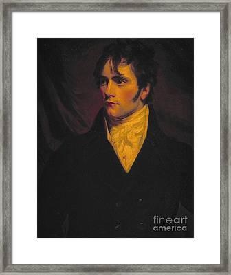 Gentleman   Framed Print by MotionAge Designs