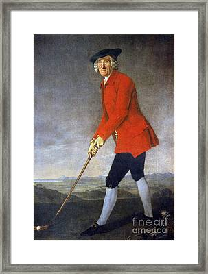 George Chambers: Framed Print by Granger