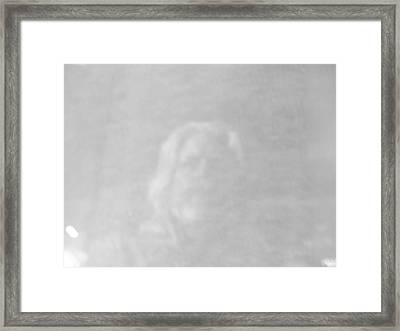 Ghost Framed Print by James Granberry