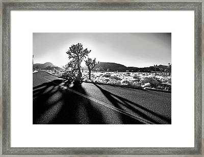 Ghouls Framed Print by Laurie Search