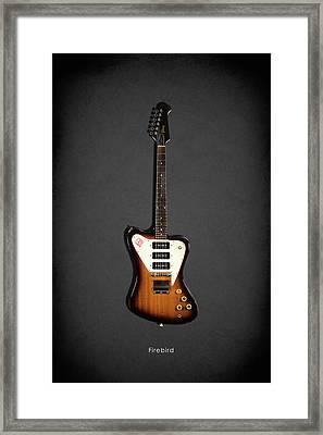 Gibson Firebird 1965 Framed Print by Mark Rogan
