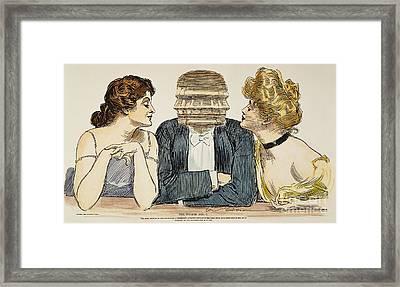 Gibson Girls, 1903 Framed Print by Granger